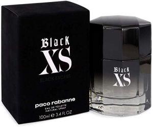Paco Rabanne - Black XS EDT 100ml Spray For Men (New Packaging)