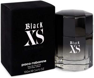 Paco Rabanne - Black XS EDT 100ml Spray For Men (New Packaging)