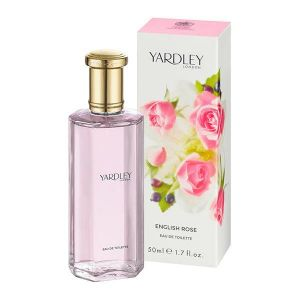 Yardley - English Rose EDT 50ml Spray For Women