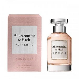 Abercrombie & Fitch - Authentic Woman EDP 100ml Spray