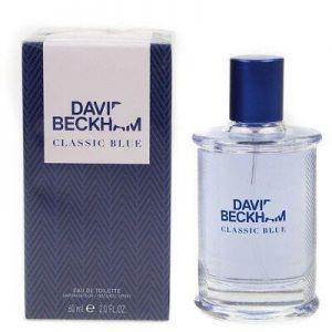 David Beckham - Classic Blue EDT 60ml Spray For Men