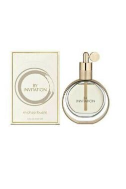 Michael Buble - By Invitation EDP 30ml Spray For Women
