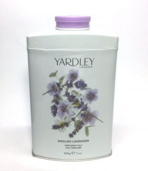 Yardley - English Lavender Perfumed Talc 200Gg
