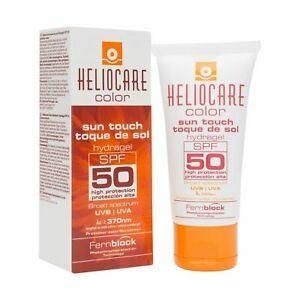 Heliocare - Hydragel Sun Touch SPF50 50ml