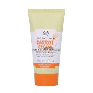 The Body Shop - Daily Moisturiser Carrot Cream 50ml