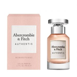 Abercrombie & Fitch - Authentic Woman EDP 50ml Spray