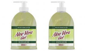 Optima - Aloe Vera Gel 500ml - Pack Of 2