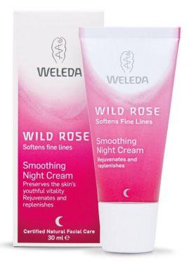 Weleda - Wild Rose Smoothing Night Cream 30ml