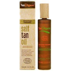 TanOrganic - Self-Tan Oil 100ml