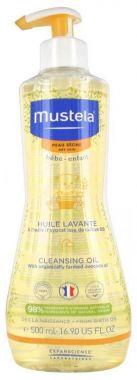 Mustela - Cleansing Oil 500ml