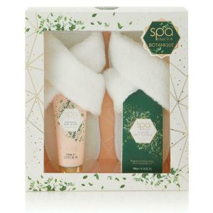 Style & Grace - Botanique Luxury Slipper Set