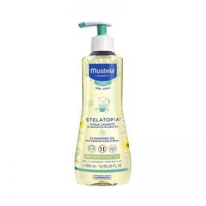 Mustela - Stelatopia Cleansing Oil 500ml