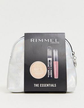 Rimmel - The Essentials 4 Pieces Gift Set