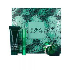 Thierry Mugler - Aura Mugler EDP 30ml + Body Lotion 50ml + Perfume Pen