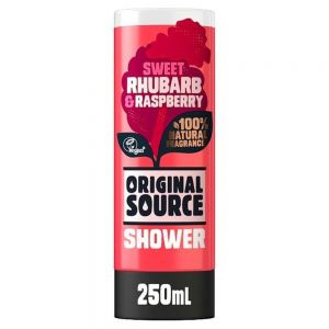 Original Source - Rhubarb & Raspberry Shower Gel 250ml