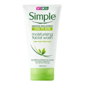 Simple - Kind To Skin - Moisturising Facial Wash 150ml