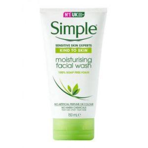 Simple - Kind To Skin - Moisturising Facial Wash 150ml