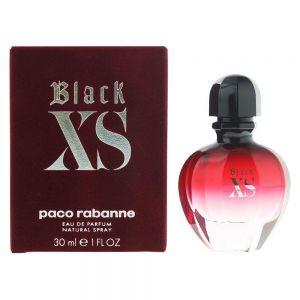Paco Rabanne - Black XS EDP 30ml Spray For Women