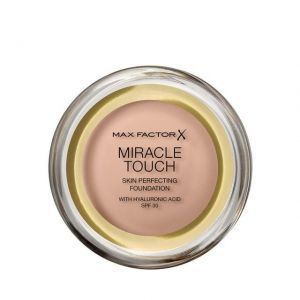 Max Factor - Miracle Touch Foundation - 55 Blushing Beige