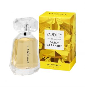 Yardley - Daisy Sapphire EDT 50ml Spray For Women