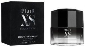 Paco Rabanne - XS Black EDT 50ml Spray For Men (New Packaging)