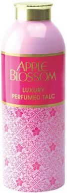 Apple Blossom - Luxury Perfumed Talc 100g