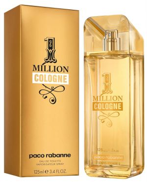 Paco Rabanne - 1 Million Cologne EDT 125ml Spray For Men