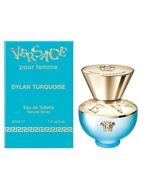 Versace - Dylan Turquoise EDT 50ml Spray For Women