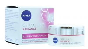 Nivea - Cellular Radiance Illuminating Day Cream SPF15 50ml