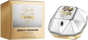 Paco Rabanne - Lady Million Lucky EDP 50ml Spray For Women