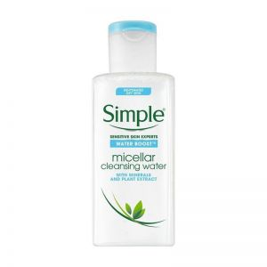 Simple - Water Boost Micellar Cleansing Water 200ml