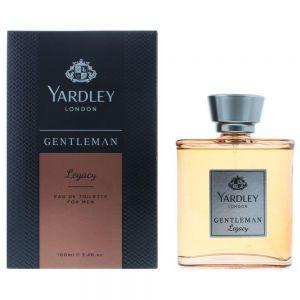 Yardley - Gentleman Legacy EDT 100ml Spray For Men