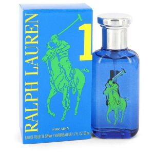 Ralph Lauren - Big Pony 1 Blue EDT 50ml Spray For Men
